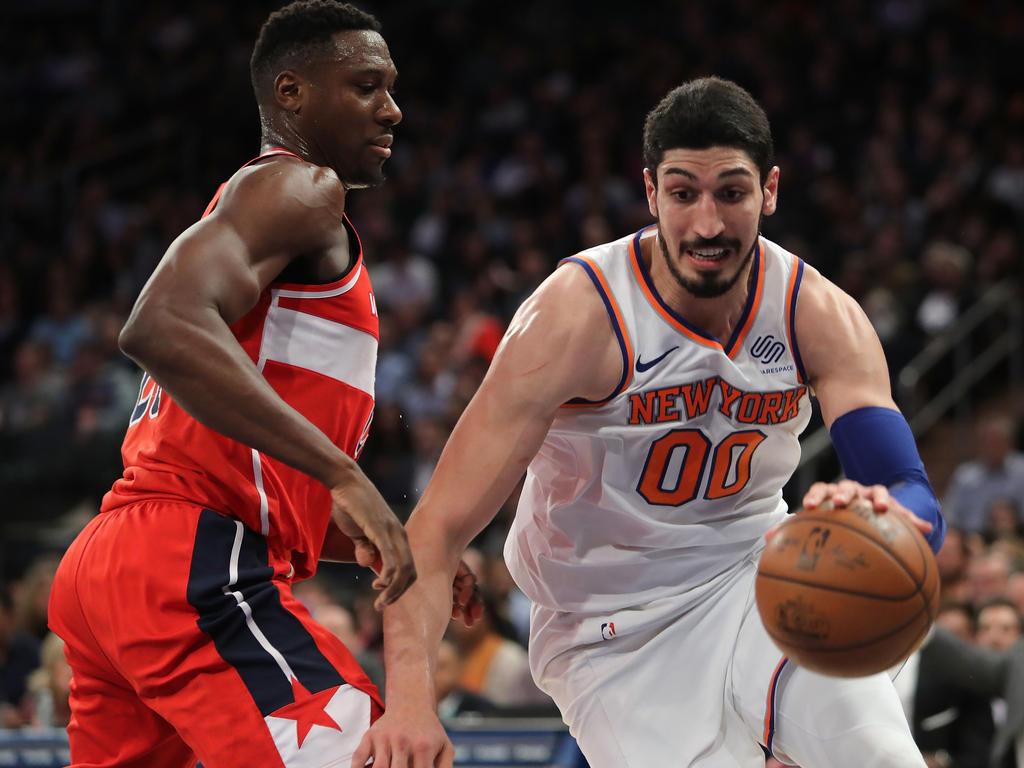 Die Washington Wizards und die New York Knicks kommen nach Europa