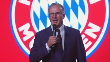 Karl-Heinz Rummenigge will keine Spekulationen kommentieren