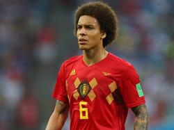 Axel Witsel peilt mit Belgien die K.o.-Phase an