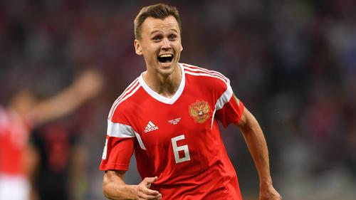 Cheryshev rückt Kane auf die Pelle!  Hier geht's zur Torjägerliste der WM in Russland