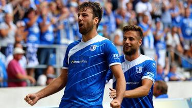 Der 1. FC Magdeburg zeigte in Paderborn eine tolle Moral
