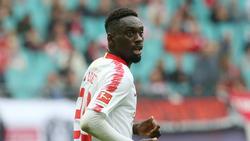 Leipzig kann wohl zum Europa-League-Auftakt mit einem Einsatz Jean-Kévin Augustins rechnen