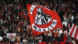 Hinchas del Mónaco en la Copa de Europa. (Foto: Getty)