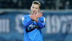 Tom Weilandt traf doppelt für den VfL Bochum