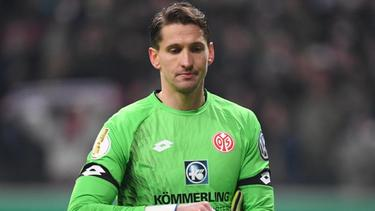 Reist nicht mit Mainz 05 ins Wintertrainingslager: René Adler