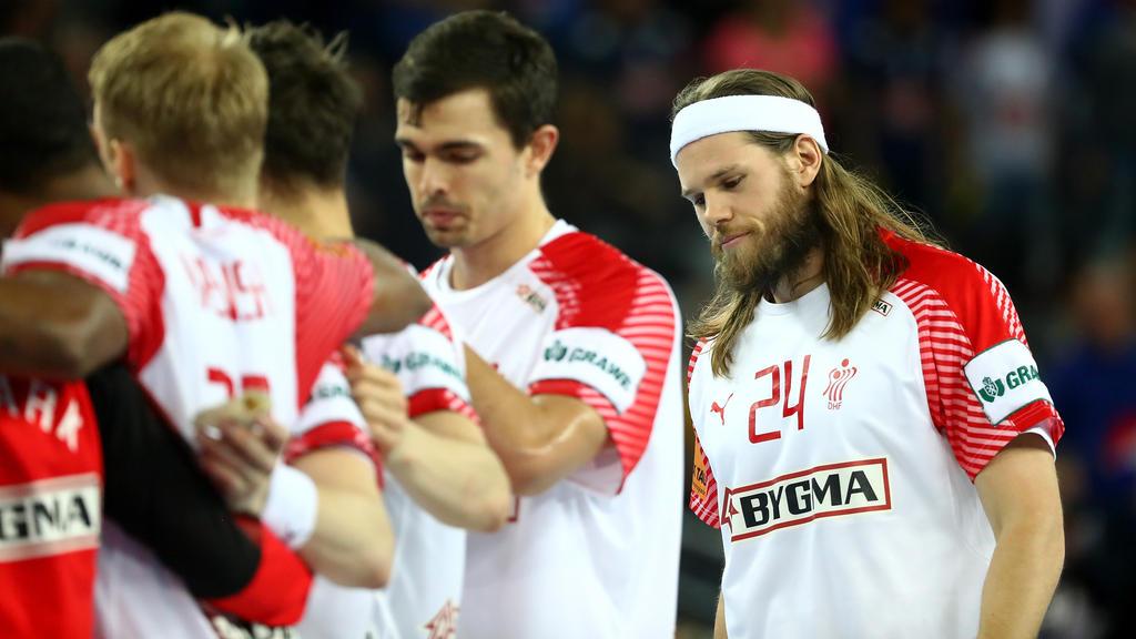 Dänemark steht im Halbfinale der Handball-WM
