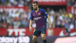 Jordi Alba hält dem FC Barcelona die Treue
