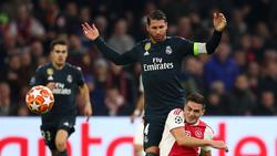 Sergio Ramos könnte wegen seiner Aussage zu einer Gelben Karte noch Ärger bekommen