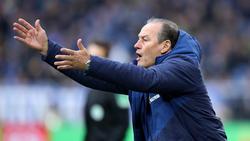 Huub Stevens hat Schalke 04 bis zum Saisonende übernommen