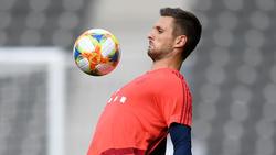 Sven Ulreich ist für die Spiele der deutschen Nationalmannschaft nominiert