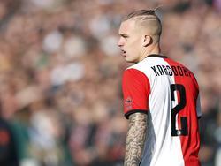 Karsdorp con la camiseta del Feyenoord (Foto: Getty)