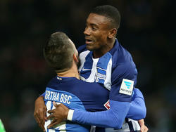 El Hertha suma 20 puntos después de su triunfo del viernes. (Foto: Getty)