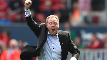 "Englands neuer ""Dschungelkönig"": Harry Redknapp"