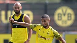 Jeremy Toljan (r.) verlässt den BVB