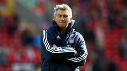 Klaus Augenthaler spielte bis 1991 selbst für den FC Bayern