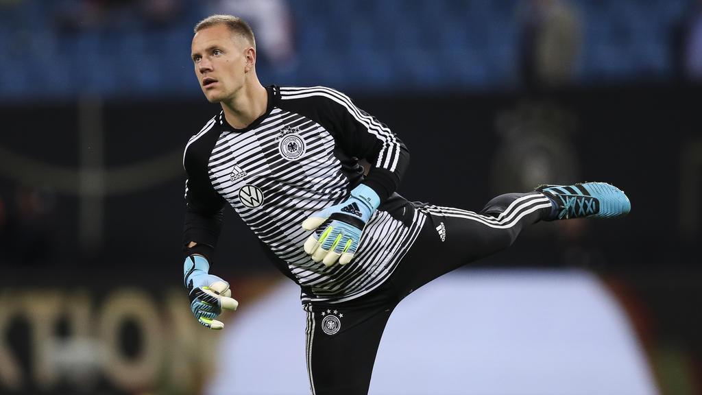 Frustriert über seine Rolle im Nationalteam: ter Stegen