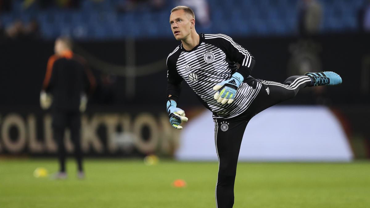 Marc-André ter Stegen muss sich noch hinter Manuel Neuer anstellen