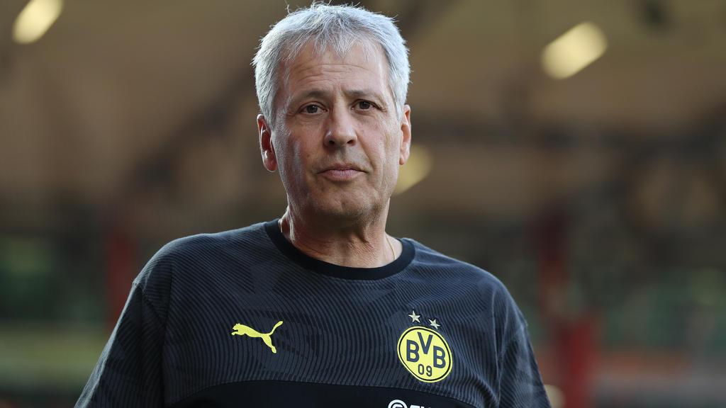 Lucien Favre ist seit 2018 beim BVB Cheftrainer