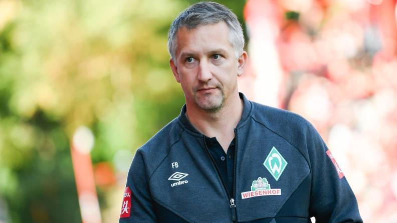 Werder-Sportchef Frank Baumann will mit 50 Jahren aufhören
