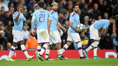 Manchester City gewann mit 2:0 gegen Zagreb