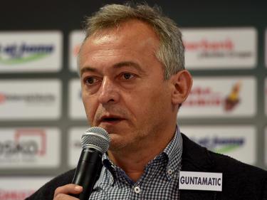 Stefan Reiter hat ab sofort nun bei Blau-Weiß Linz das Sagen.