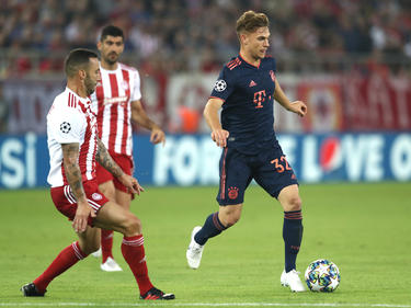 Die Ausrede des Trainer gilt nun laut Joshua Kimmich (r.) bei den Bayern nicht mehr
