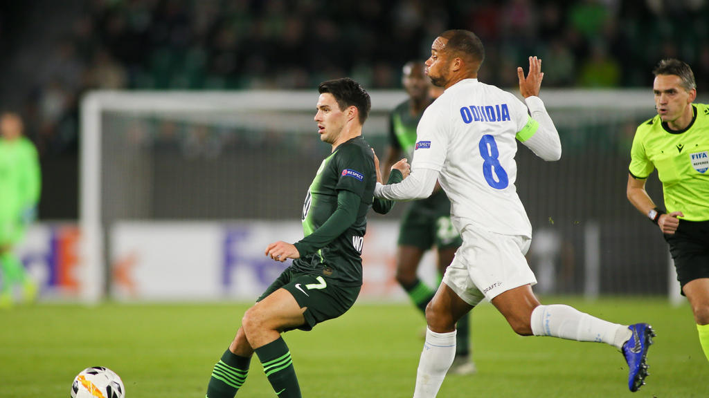 Der VfL Wolfsburg schenkte eine Führung gegen Gent her