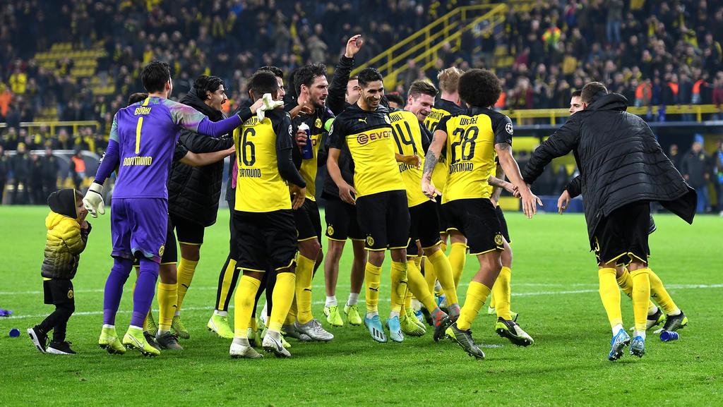 BVB, FC Bayern, Eintracht Frankfurt, Gladbach und Co. auf Punktejagd: Die UEFA-Fünfjahreswertung