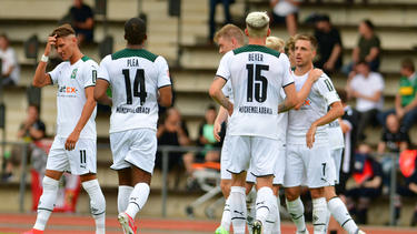 Borussia Mönchengladbach verpasste gegen Viktoria Köln einen Sieg