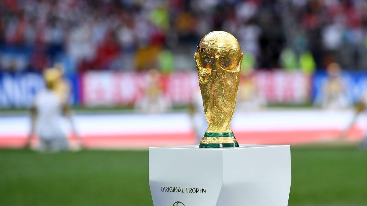Die Fußball-WM könnte bald schon alle zwei Jahre stattfinden