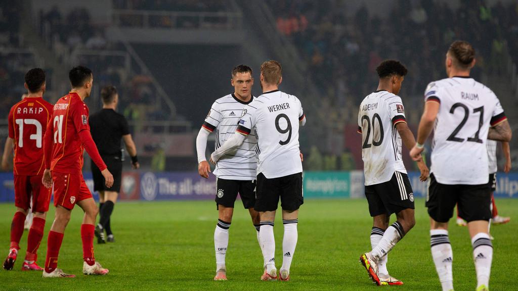 Als erstes Team für die WM in Katar qualifiziert: Deutschland