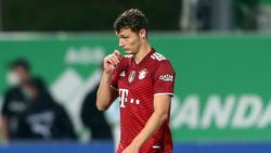 Der FC Bayern muss vorerst ohne Benjamin Pavard auskommen