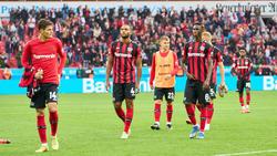 Bayer Leverkusen kassierte eine Klatsche gegen den FC Bayern