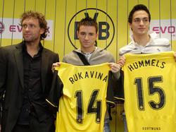 Neue Spieler für den BVB