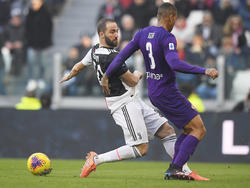 Juventus ist gegen Fiorentina im Zugzwang