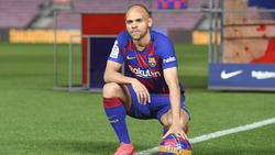 Martin Braithwaite wechselte per Sonderregelung zum FC Barcelona