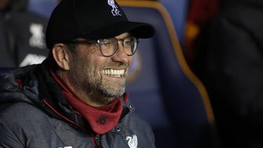 Jürgen Klopp ist mit dem FC Liverpool weiter im Höhenflug