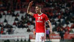 Julian Weigl wechselte im Winter vom BVB zu Benfica