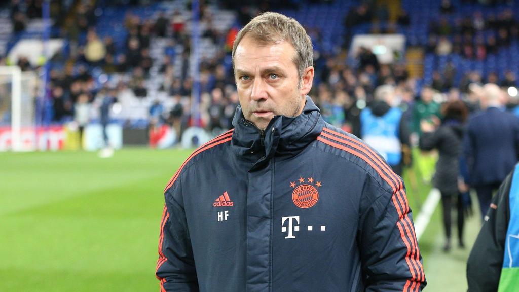 Hansi Flick krempelt den FC Bayern um
