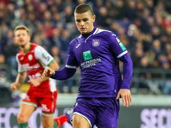 Dejan Joveljić verstärkt die WAC-Offensive