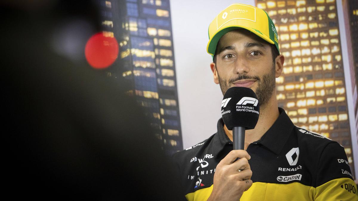 Wer fährt wo ab 2021? Daniel Ricciardo weiß noch nicht, wohin die Reise geht