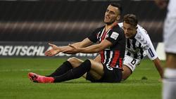 Eintracht Frankfurt verzweifelte gegen den SC Freiburg an sich selbst