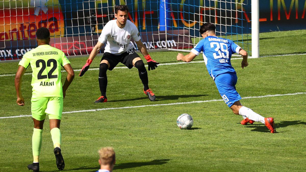 Der SV Wehen Wiesbaden ist wohl nicht mehr zu retten