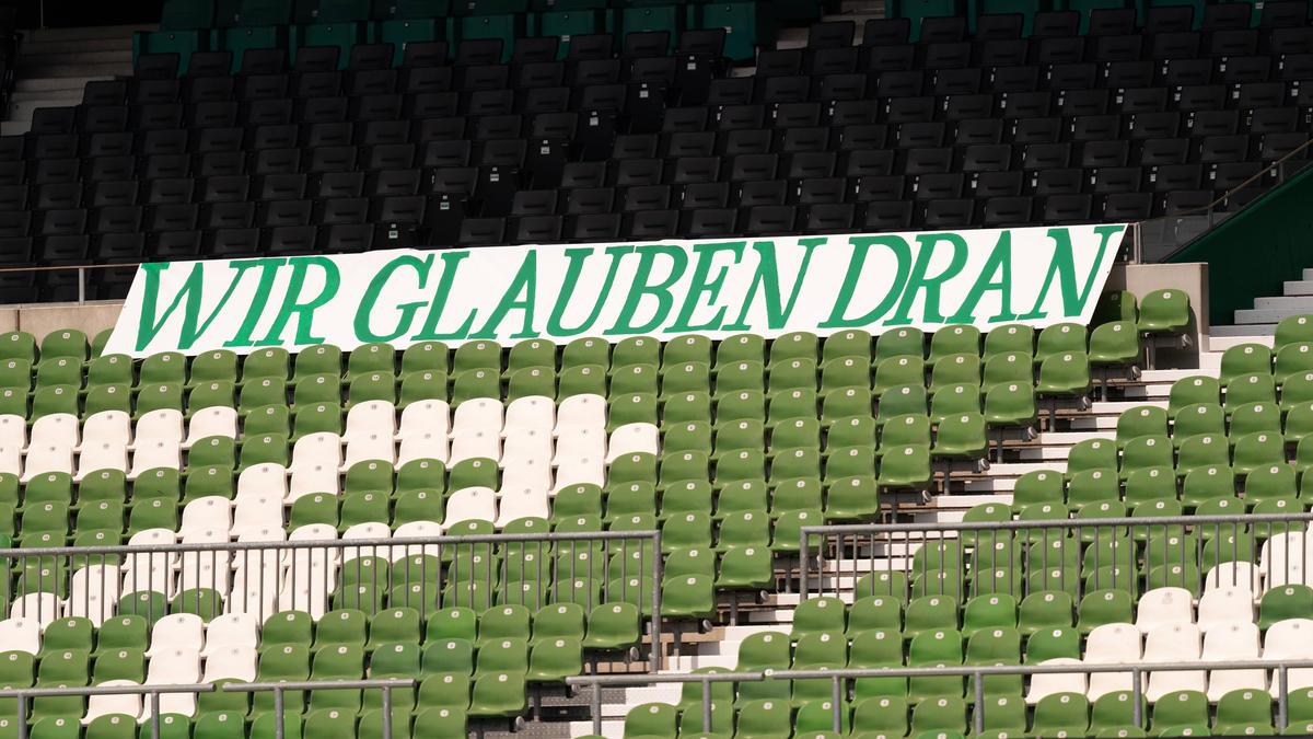Werder Bremen rettet sich in die Relegation
