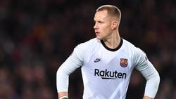 Trifft mit dem FCBarcelona auf den FCBayern: Marc-André ter Stegen
