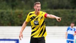 Steffen Tigges könnte den BVB in Richtung Eintracht Braunschweig verlassen