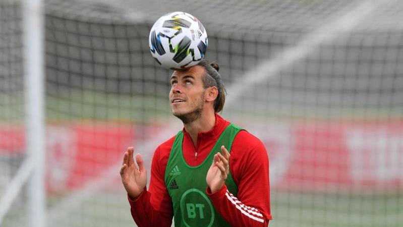 Gareth Bale soll das Interesse von Manchester United geweckt haben