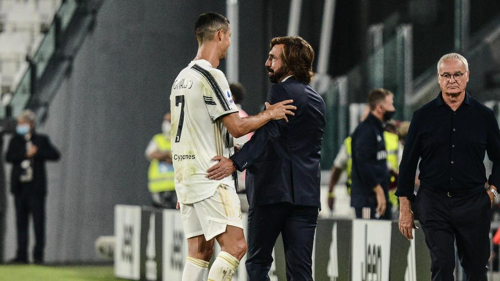 Andrea Pirlo feiert gelungenen Einstand als Juventus-Coach