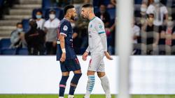 González und Neymar gerieten aneinander