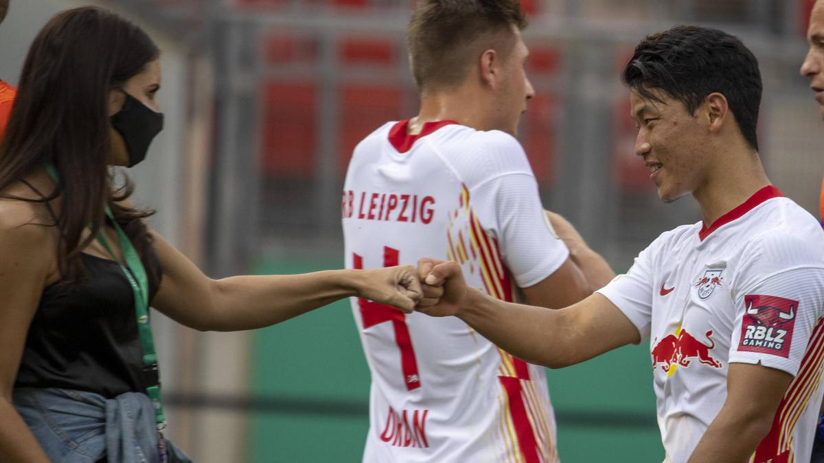 Soll Timo Werner bei RB Leipzig ersetzen: Hee-Chan Hwang
